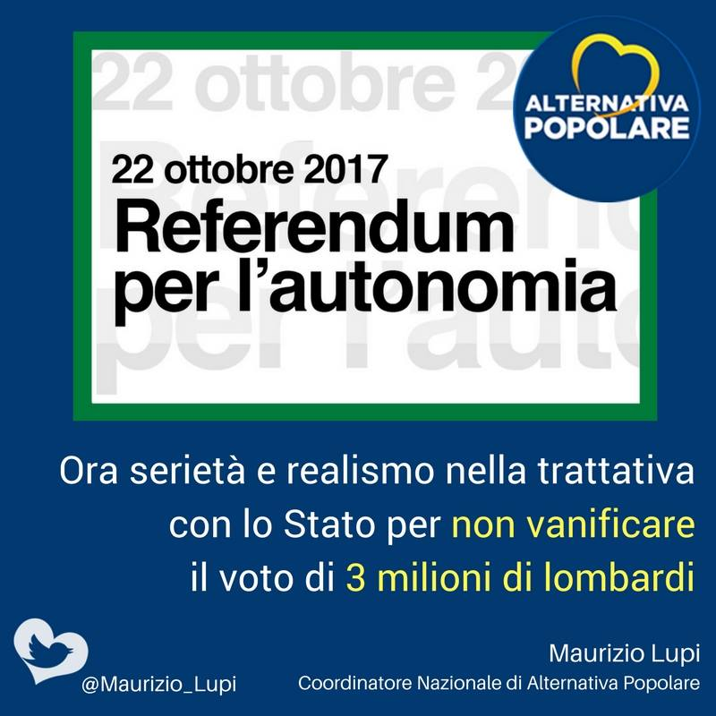 Referendum per l
