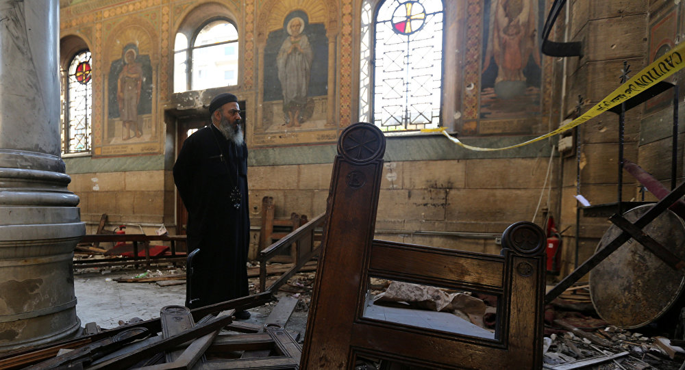 Un altro attentato contro i cristiani copti