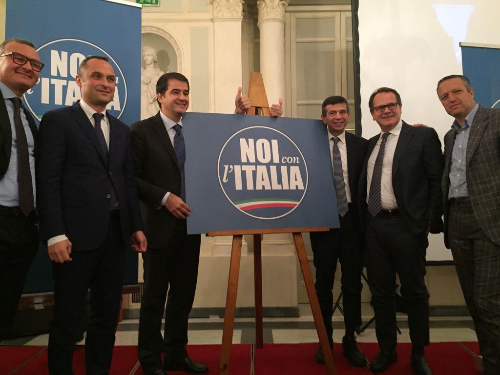 Noi con l'Italia è la casa di tutte quelle persone che vogliono essere protagoniste della loro vita e della propriacomunità.