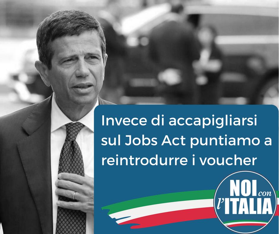 Il dibattito scatenatosi oggi sul Jobs Act, a fronte dei dati positivi dell'Istat sull'occupazione, mi sembra francamente surreale.