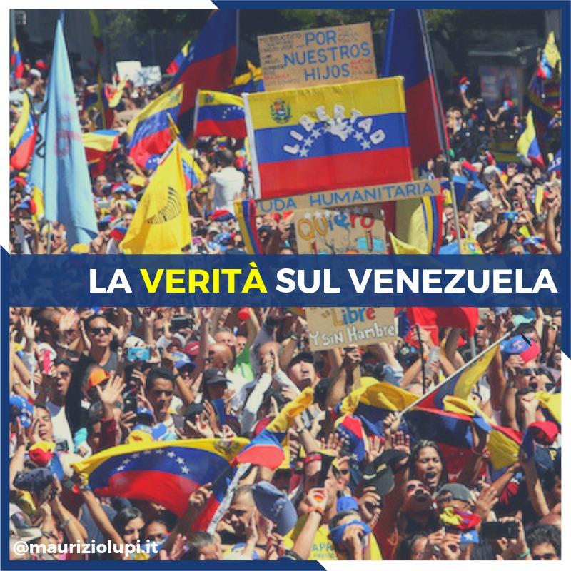 Venezuela: come stanno veramente le cose.